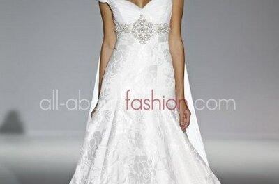 Suknie ślubne Franc Sarabia 2013