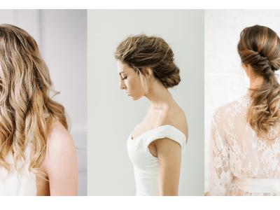 TODO lo que debes saber y dominar para elegir el peinado de novia perfecto