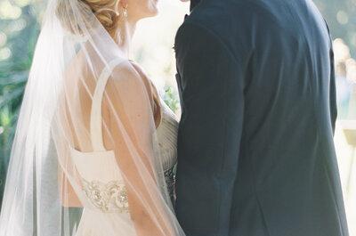 Real Wedding natural com detalhes rústicos