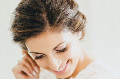A noiva mais bonita: 7 coisas que precisa de fazer todas as manhãs