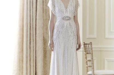 Jenny Packham 2014: una collezione ispirata alla Belle Époque