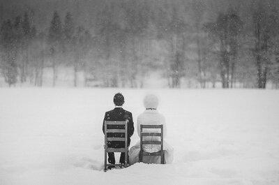 PRO e CONTRO di un matrimonio in inverno: la parola alle esperte!