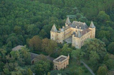 Les plus beaux châteaux près de Toulouse pour un mariage prestigieux !