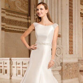 ¿Cómo elegir el escote del vestido de novia? Todos los tips para que te veas divina