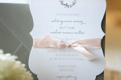 Dettagli con i fiocchi per il tuo matrimonio