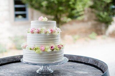 Wie finden wir die richtige Hochzeitstorte? Das sind die Trends für Ihre Hochzeit!
