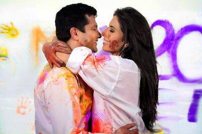 Juan Felipe y María Alejandra: ¡el amor se trata de dar!