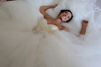 I 13 tessuti più amati dai designer di abiti da sposa