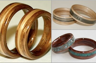 Eco-friendly and Conflict-free Wedding Rings