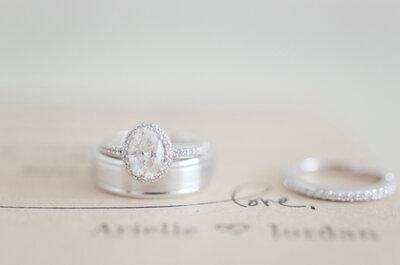 Un suspiro en cada foto: La historia de amor más perfecta se hace realidad en esta Real Wedding