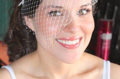 Lo mejor para maquillaje de ojos para novias en el 2015