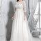 Suknia ślubna dla puszystych, Foto: Agnes 2015