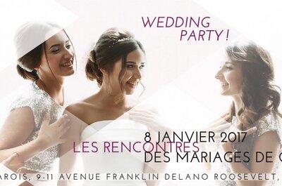 Venez découvrir Les rencontres de Colleen, le festival de mariage parisien à ne pas rater !