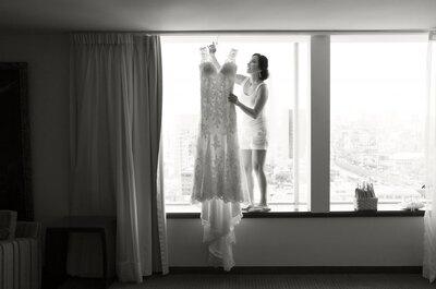 Julissa y Fernando, cómo pasaron de ser compañeros de clase a flamantes esposos