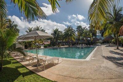 Los mejores hoteles para una boda en la Riviera Maya y Cancún: ¡Cásate en el paraíso!