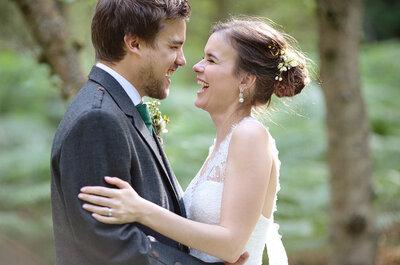 Rompe estas 10 tradiciones de boda y ¡cásate como tu quieres!