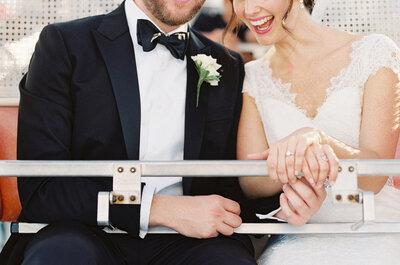 8 cosas que NO debes decirle a tu novio antes de la boda