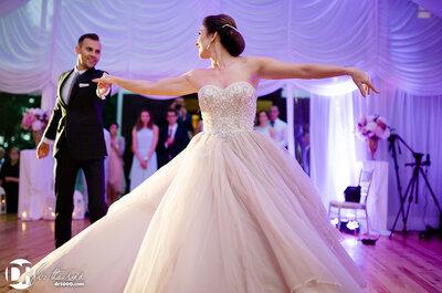 17 polskich utworów na pierwszy taniec weselny