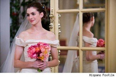 La boda de Anne Hathaway con Adam Shulman