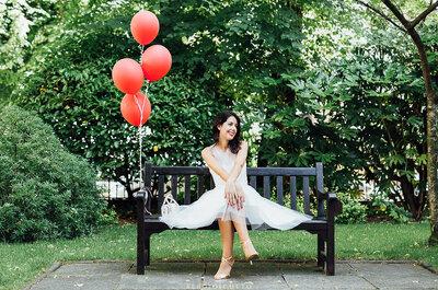 ¡10 puntos claves para ser la novia más feliz del mundo!