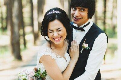 Лето любви: свадьба Александра и Эдие