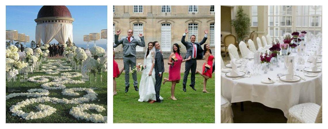 Organisez votre mariage avec Les Papillons de Paris : une équipe de wedding-planners expérimentée et passionnée