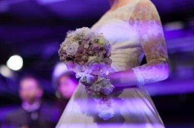 Pflichttermin für Verliebte: Die Hochzeitsmesse