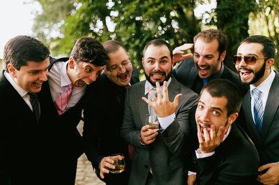 Divertida como eles: festa de casamento de Livien e Rodolpho é pura alegria e criatividade em Curitiba!