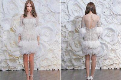 52 suknie ślubne na zimę 2015! Koniecznie zobacz te projekty!