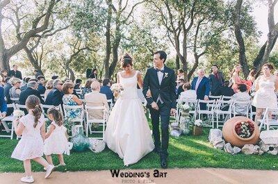 ¿Una boda íntima o una gran boda? Decide cómo será la tuya