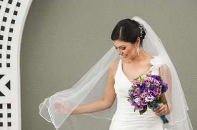 Un vestido de novia que acentúe el busto, ¡aprovecha estos consejos!