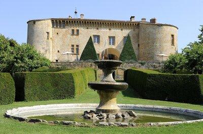 Les plus beaux lieux de réception incontournables près de Lyon