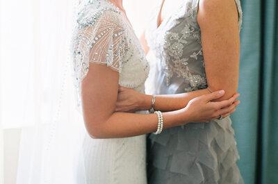 35 cosas que una mamá debe decirle a su hija antes de la boda: La 12 y 13 le darán vida a tu matrimonio