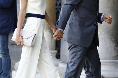 14 famosos que se casaron en 2014: Bodas con lujo, estilo y hermosos detalles