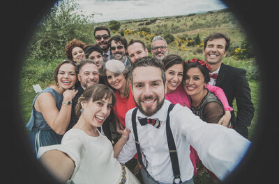 Las 10 claves para que tu boda triunfe en las redes sociales