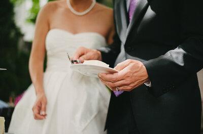 4 tips para elegir el mejor pastel de bodas