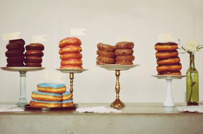 Tendencias en las tortas de boda