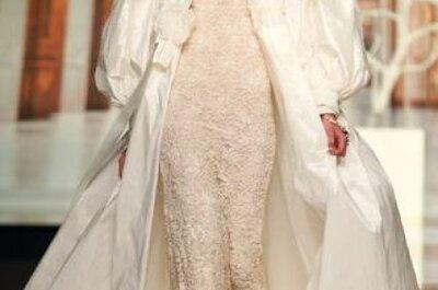 Distintos cortes para tu vestido de novia 2014