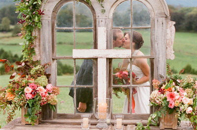 Los 40 altares más bonitos para tu boda: Las ceremonias religiosas jamás habían sido tan perfectas