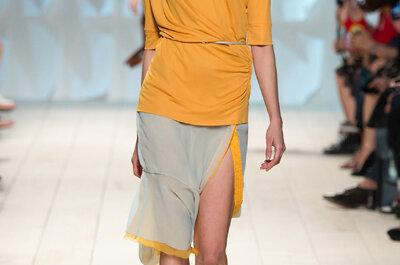 Colecção Primavera/Verão 2015 da Nina Ricci: Estilo francês com um toque italiano
