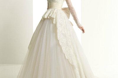 Colecção de vestidos de noiva Zuhair Murad para Rosa Clará 2013