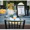 Una boda con detalles en color negro - Foto Stephanie Saul Photography