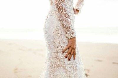 Exclusividad y variedad para diseñar tu look de novia