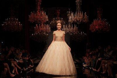 O melhor em vestidos e acessórios para noivas: Casamoda Noivas 2015