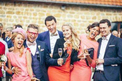 Miniguia de estilo para casais de convidados: 7 dicas lindas para combinar os looks!