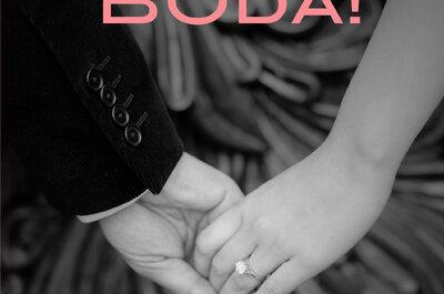 El libro que necesitas para organizar tu boda ¡Descúbrelo!