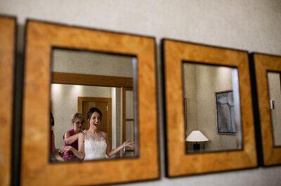 5 momentos del día de tu boda que siempre recordarás