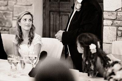 4 conseils avant de se lancer dans un discours de mariage