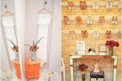 Espaço Noivas Design: tudo para seu casamento no Rio de Janeiro em um único lugar