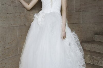 Vera Wang 2015 - New York Bridal Week